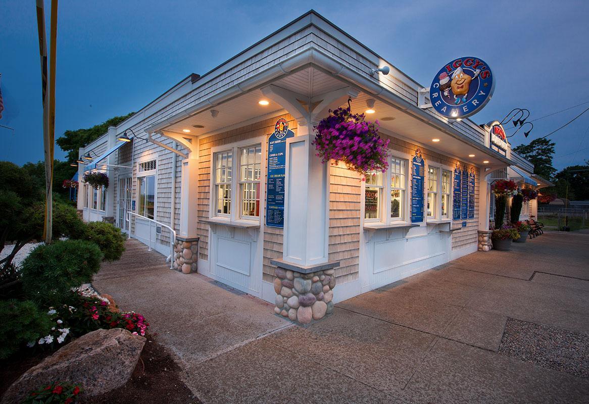 Iggy's Creamery location